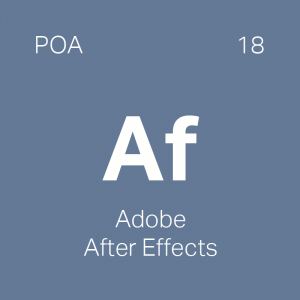 Curso Adobe After Effects particular em Porto Alegre - 4ED escola de design