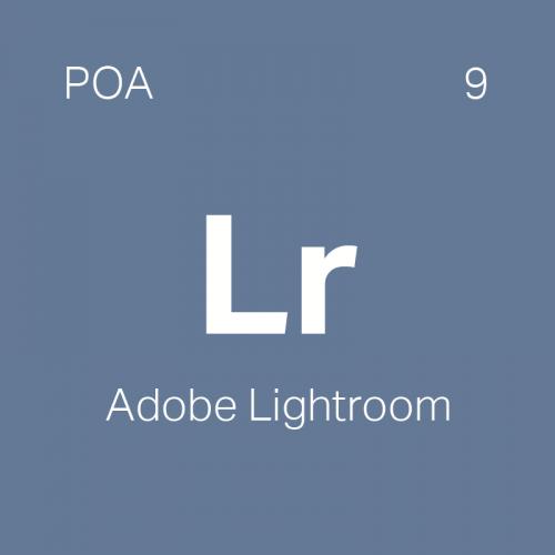 Curso Adobe Lightroom particular em Porto Alegre - 4ED escola de design