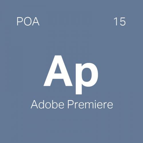 Curso Adobe Premiere em Porto Alegre - 4ED escola de design