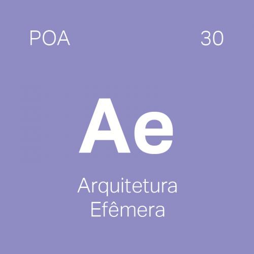 Curso Arquitetura Efêmera em Porto Alegre - 4ED escola de design