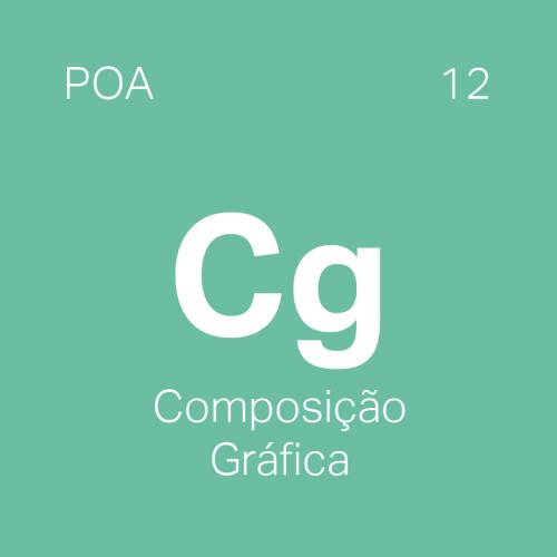 Curso de Composição Gráfica em Porto Alegre - 4ED escola de design