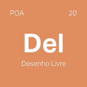Curso Desenho Livre particular em Porto Alegre - 4ED escola de design