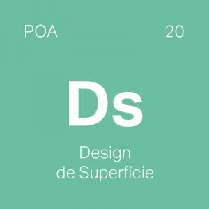 Curso Design de Superfície Particular em Porto Alegre - 4ED escola de design