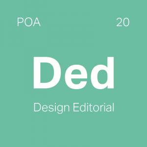 Curso Design Editorial Particular em Porto Alegre - 4ED escola de design