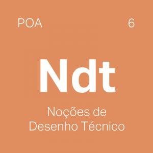 Curso Noções de Desenho Técnico particular em Porto Alegre - 4ED escola de design