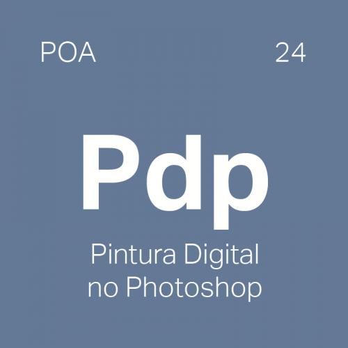 Curso de Pintura Digital no Photoshop - 4ED escola de design