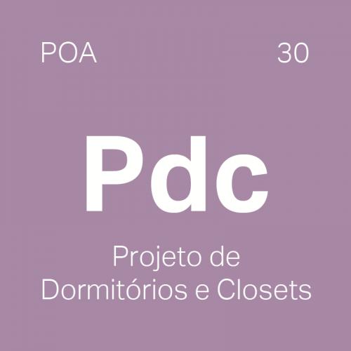 Curso Projeto de Dormitórios e Closets em Porto Alegre - 4ED escola de design