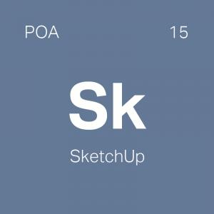 Curso SketchUp particular em Porto Alegre - 4ED escola de design