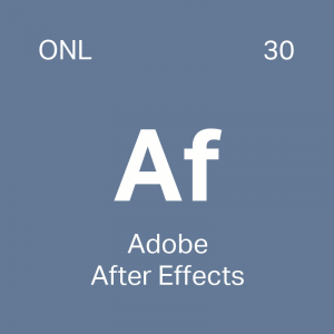 Curso Adobe After Effects Online - 4ED escola de design