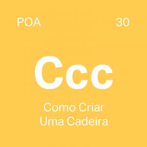 Como Criar uma Cadeira - Curso Presencial em Porto Alegre - 4ED escola de design