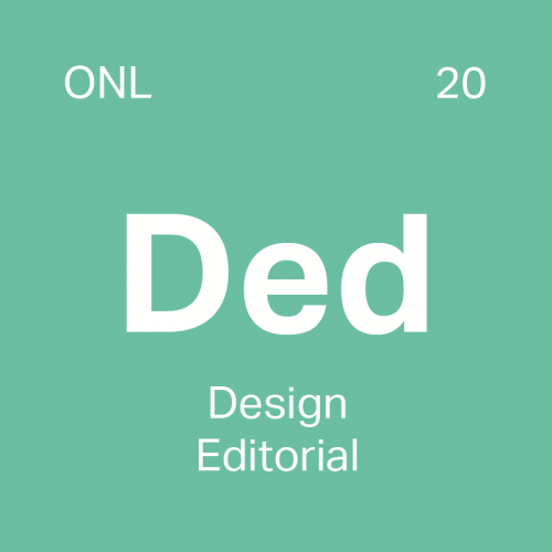 Curso Design Editorial Online - 4ED escola de design