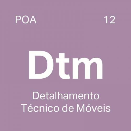 Curso Detalhamento Técnico de Móveis em Porto Alegre - 4ED escola de design