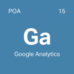 Curso Google Analytics particular - 4ED escola de design