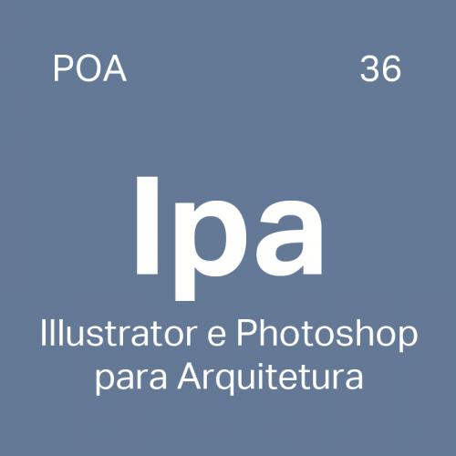 Curso Illustrator e Photoshop para Arquitetura em Porto Alegre - 4ED escola de design