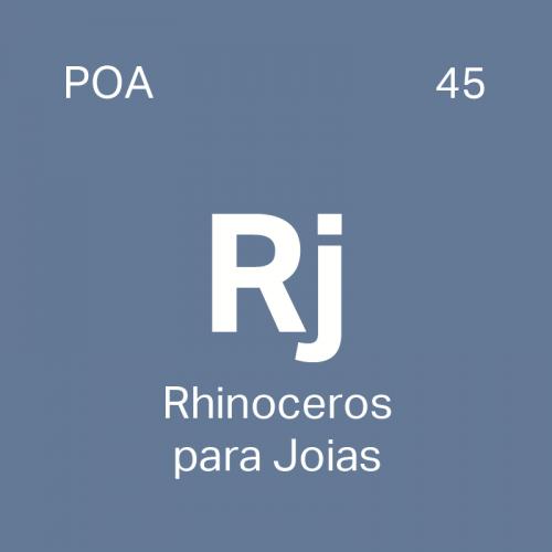 Curso Rhinoceros para Joias em Porto Alegre - 4ED escola de design