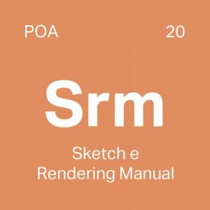 Curso Sketch e Rendering Manual particular em Porto Alegre - 4ED escola de design