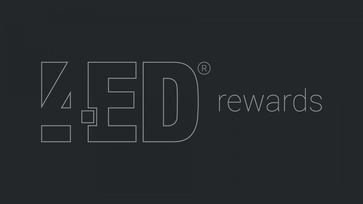4ED Rewards - Programa de pontos para estudantes apaixonados por design
