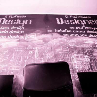 Chalkboard: Passo a passo para criar uma Parede Lousa - 4ED escola de design