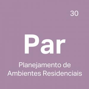 PAR - Curso Planejamento de Ambientes Residenciais - 4ED escola de design