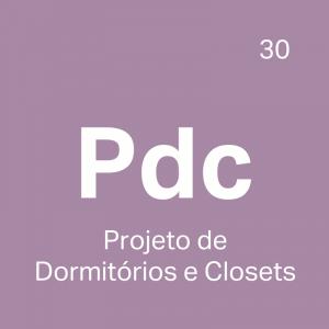 Curso Projeto de Dormitórios e Closets - 4ED escola de design