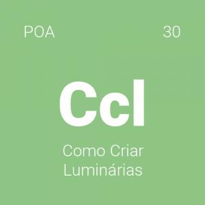 Curso Como Criar Luminárias em Porto Alegre - 4ED escola de design