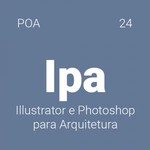 Curso Particular de Illustrator e Photoshop para Arquitetura em Porto Alegre - 4ED escola de design