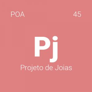 Curso Projeto de Joias em Porto Alegre - 4ED escola de design