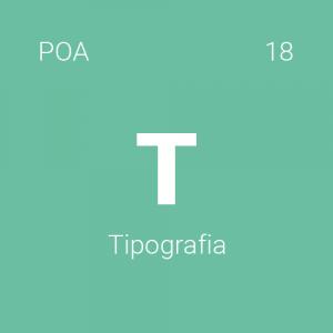 Curso de Tipografia em Porto Alegre - 4ED escola de design