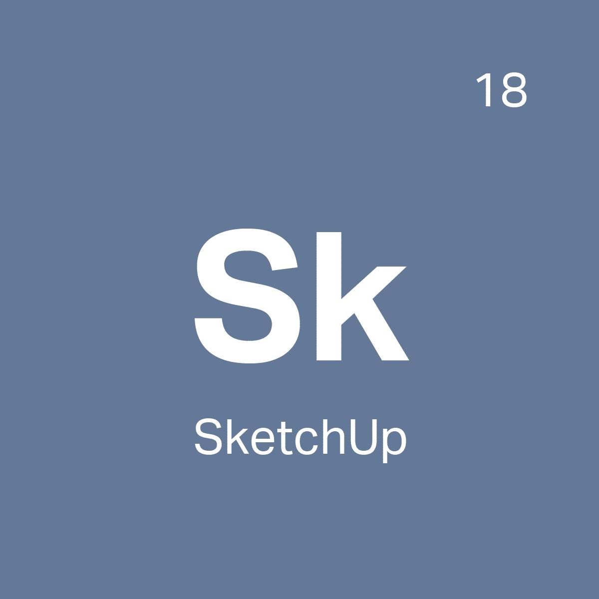 Curso SketchUp 3D - 4ED escola de design
