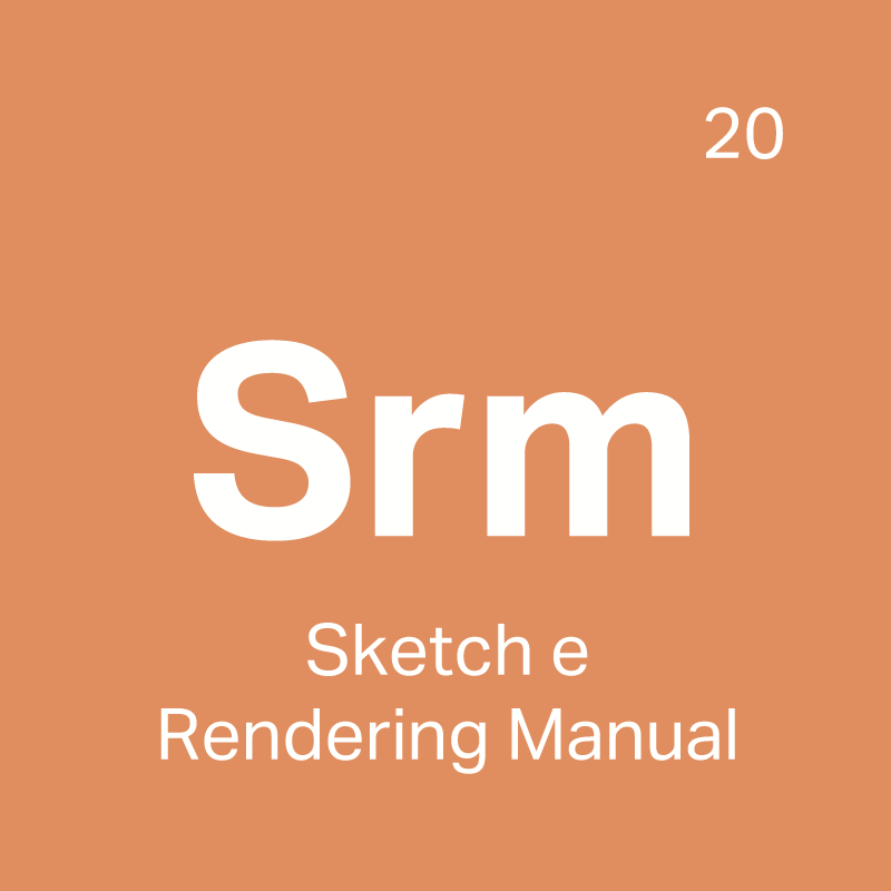 SRM - Curso Sketch e Rendering Manual - 4ED escola de design