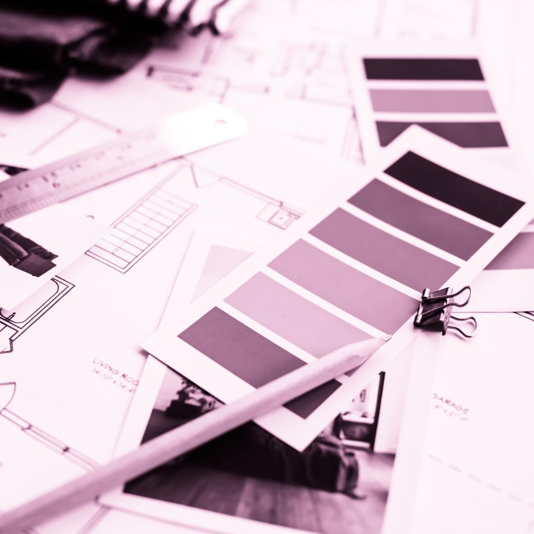 Como é aprender design de interiores na 4ED escola de design