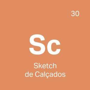 Curso Sketch de Calçados - 4ED escola de design