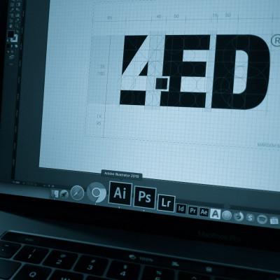 Qual a diferença entre Illustrator e Photoshop? 4ED escola de design