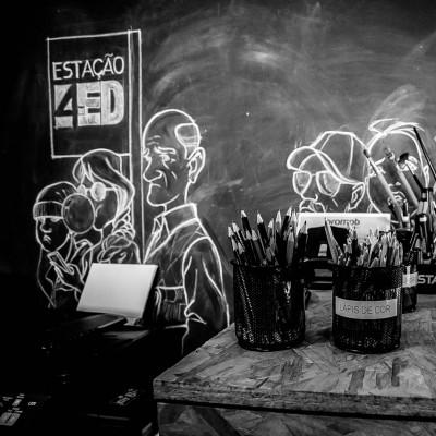 Nova forma de Estudar - 4ED escola de design