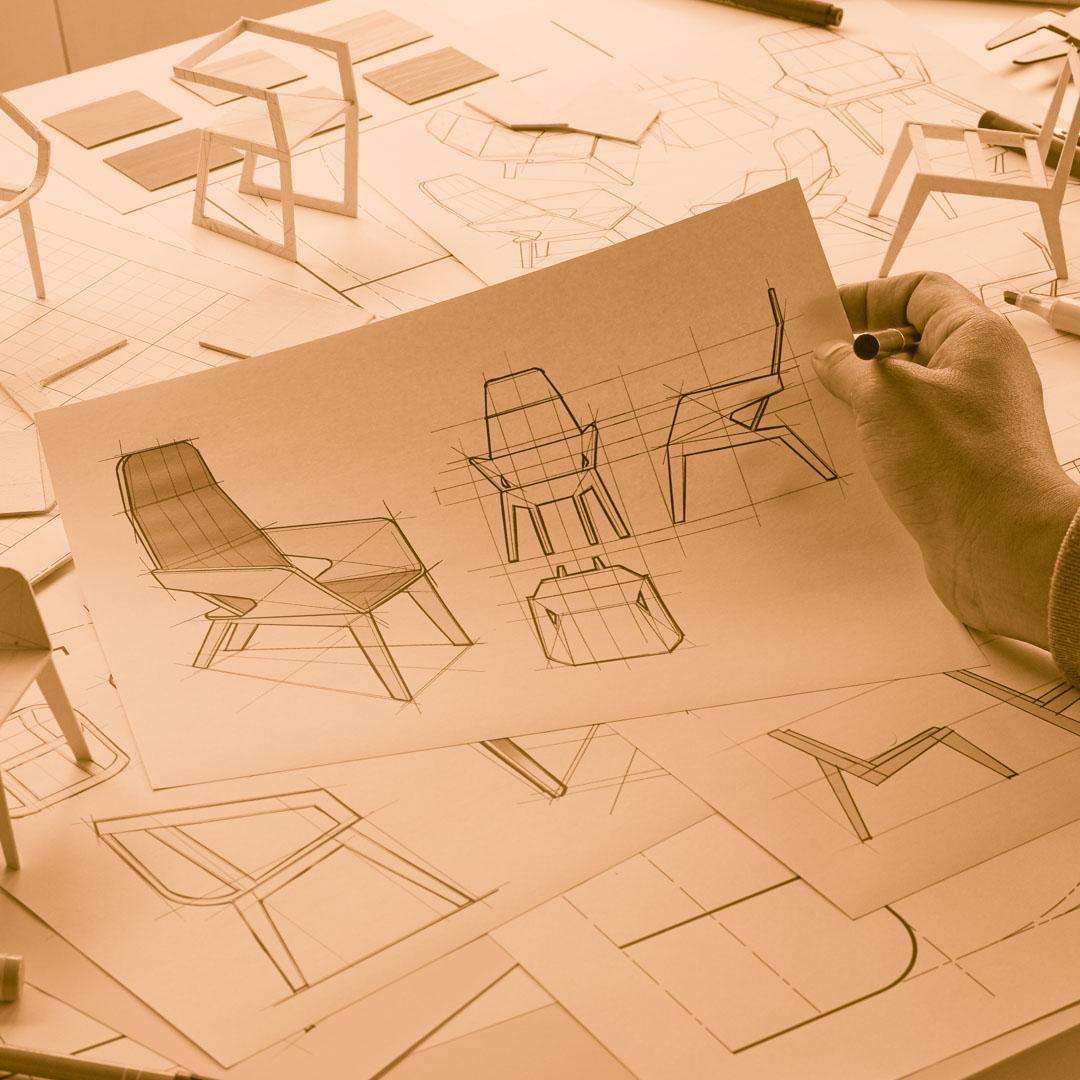 Design de Móveis - 4ED escola de design