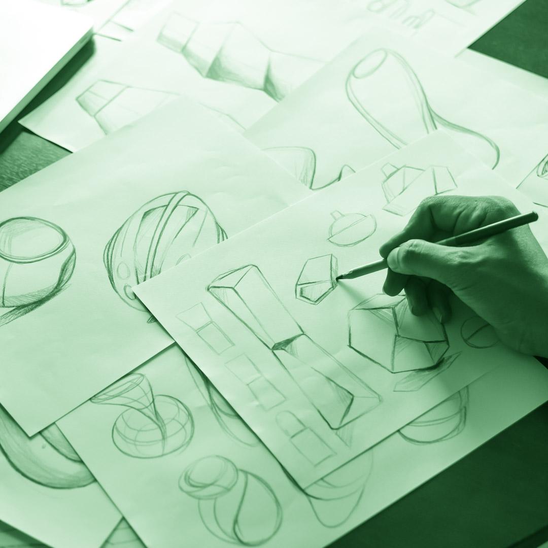 Sketch Design de Produtos - 4ED escola de design